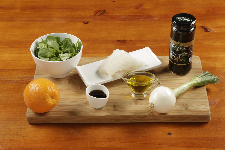 1. Preparar todos los ingredientes