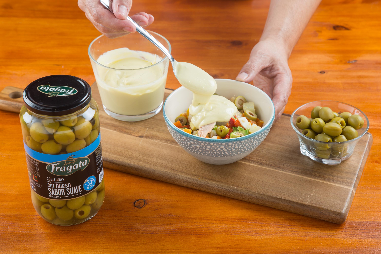 4. Ideal para patatas cocidas, ensaladilla o pescados a la parrilla.