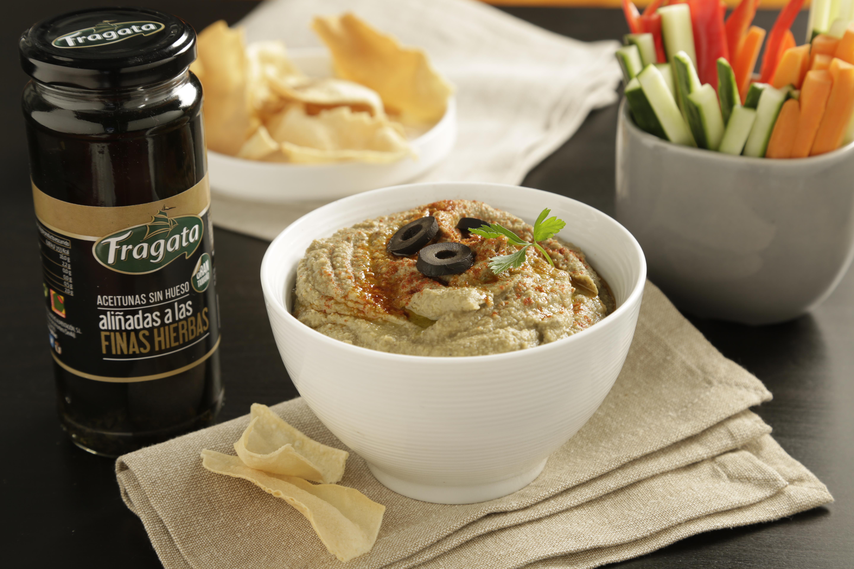 5. Servir en un bol junto con verduras cortadas en bastones y panes a modo de dipping.
