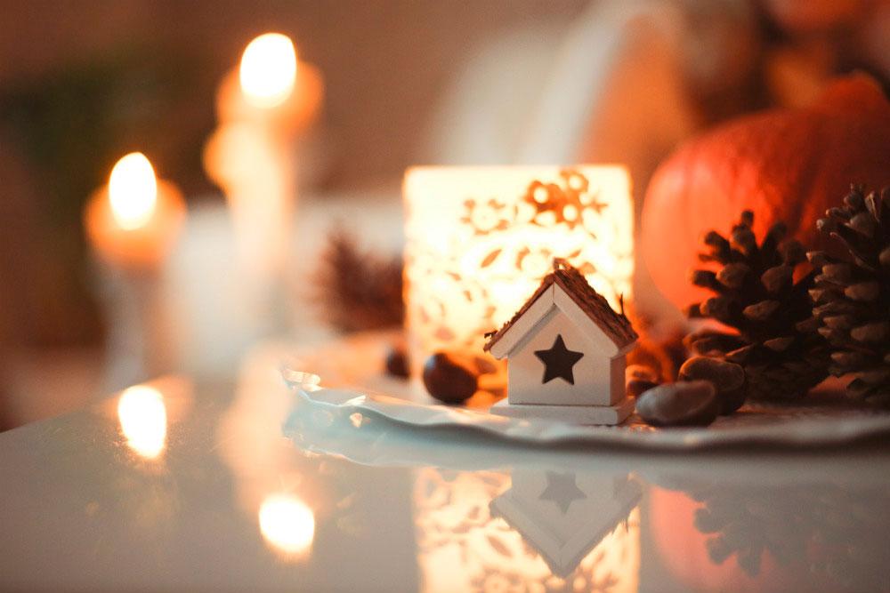 Las aceitunas Fragata de la suerte para Navidad