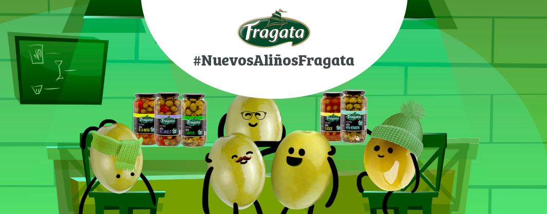 Sorteo Fragata para ganar los nuevos aliños