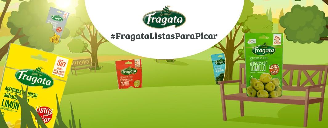 Participa y gana aceitunas Fragata listas para picar