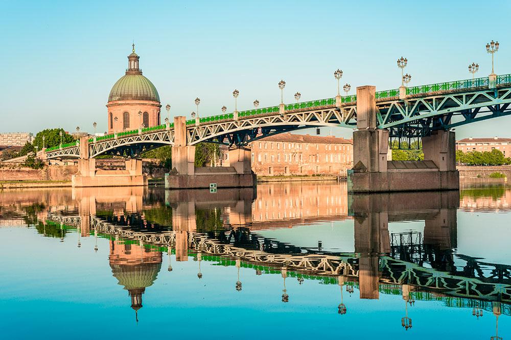 ¿Qué te parece una escapada a Toulouse para esta Semana Santa