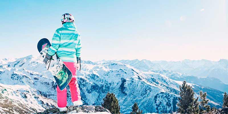 Descubre las 10 mejores estaciones de esquí con Fragata