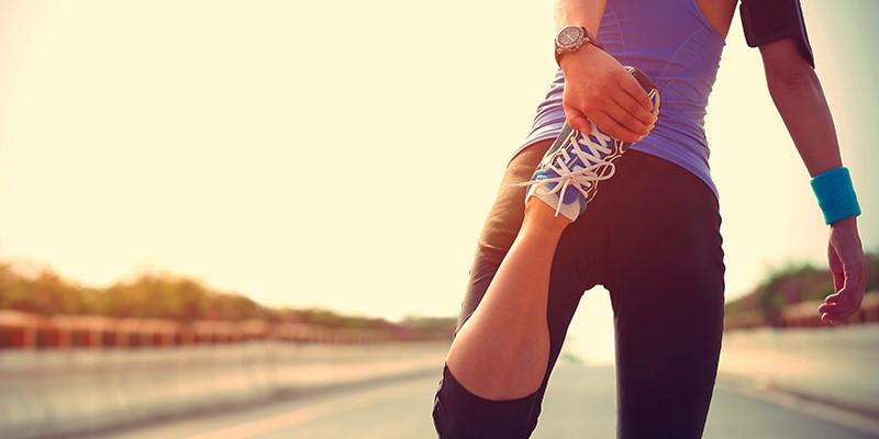 Mantenerse en forma como meta saludable - Fragata