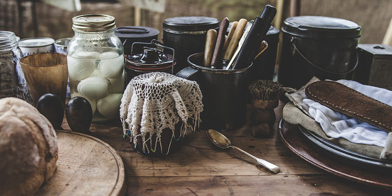 Manualidades para decorar la cocina sin salir de la cocina