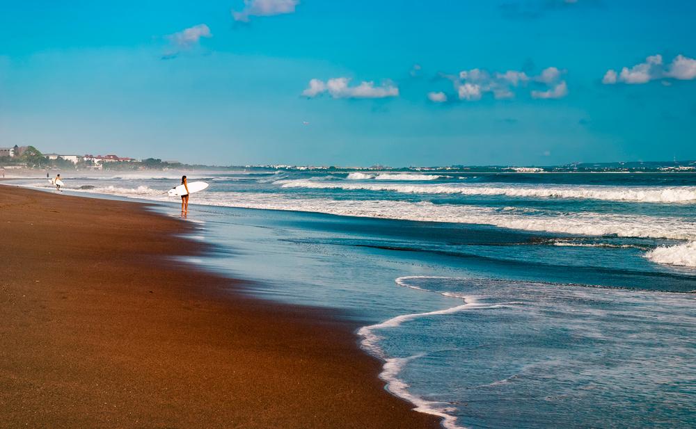 Bali es sinónimo de paraíso y de surf