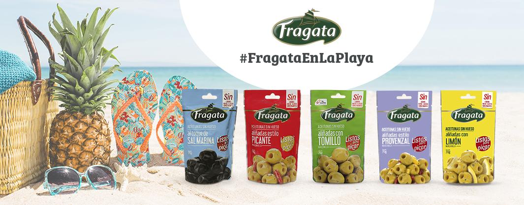 Gana aceitunas Fragata con nuestros concursos