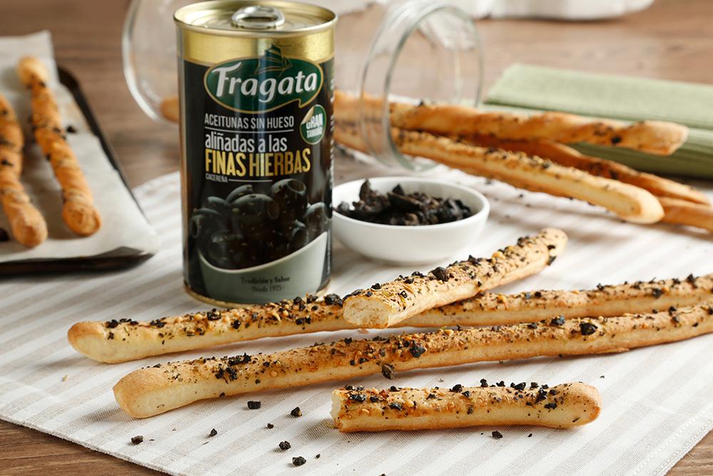 Los mejores snacks caseros con Aceitunas Fragata
