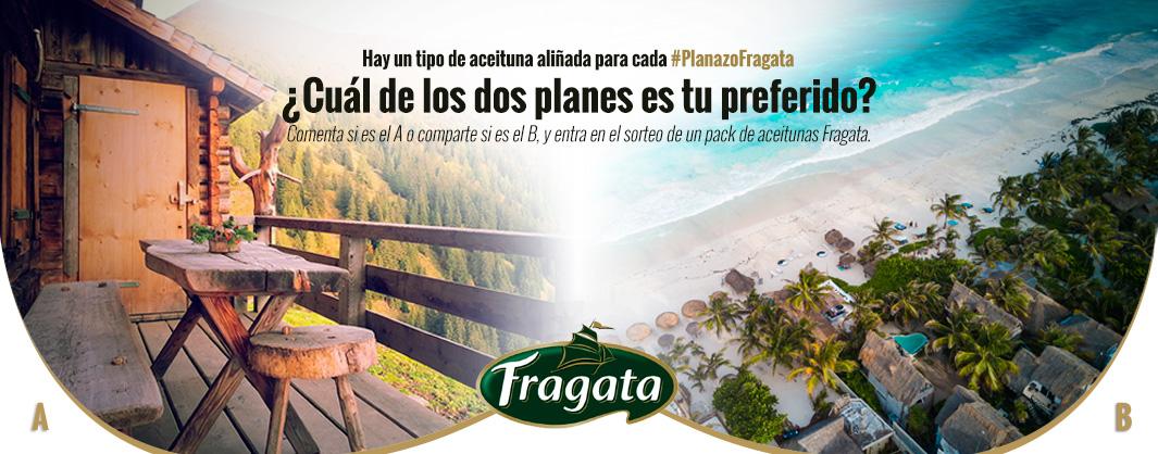 Participa y gana con nuestro concurso #PlanazosFragata