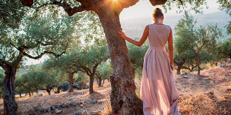 Un fin de semana de relax en tierras de olivos