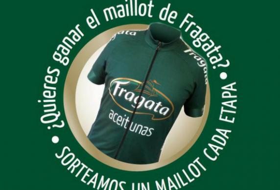Maillot de Fragata de la Vuelta Ciclista a España 2015