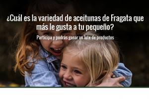 ¿Qué variedad de aceitunas Fragata gusta más a los peques?