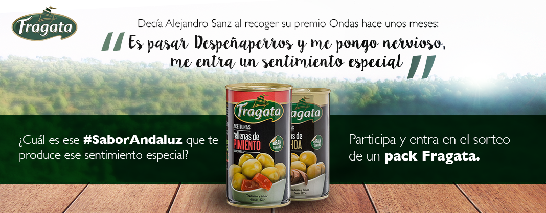 El Día de Andalucía para degustar el #saborandaluz de Fragata